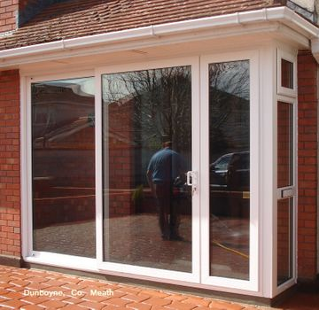 Porch Extension Duboyne